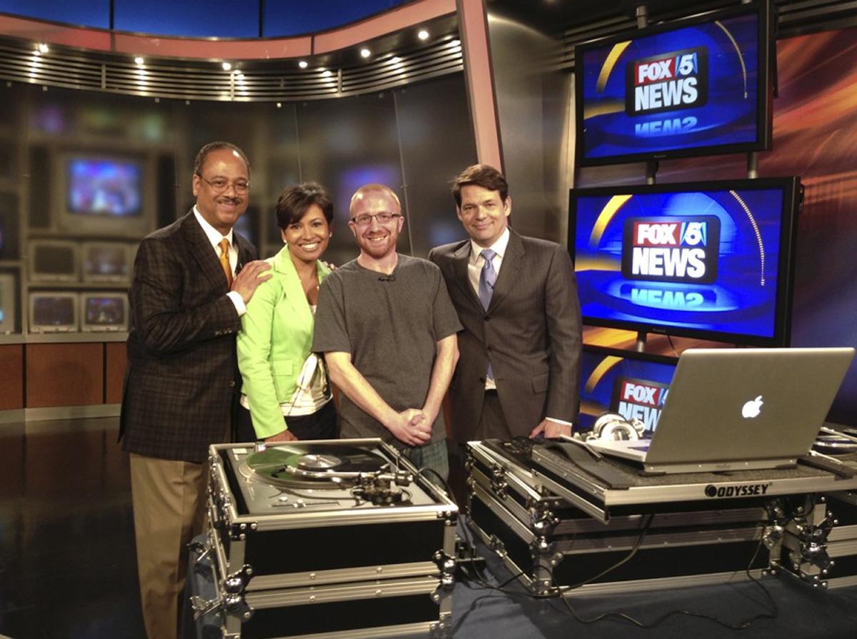Fox 5 DC Morning News – Perpetual Sound LLC :: DJ Craig Wood